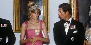Prince Charles and Princess Diana Royal Tour of Canada