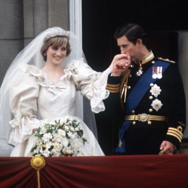 ダイアナ妃 チャールズ皇太子 結婚式