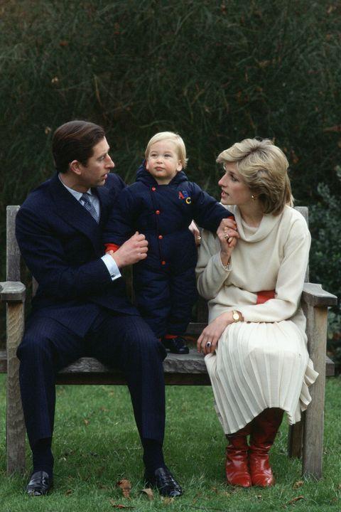royal family at home