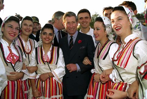 charles and dancers