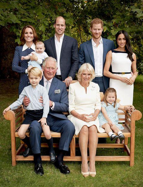 royal family prince charles birthday portrait