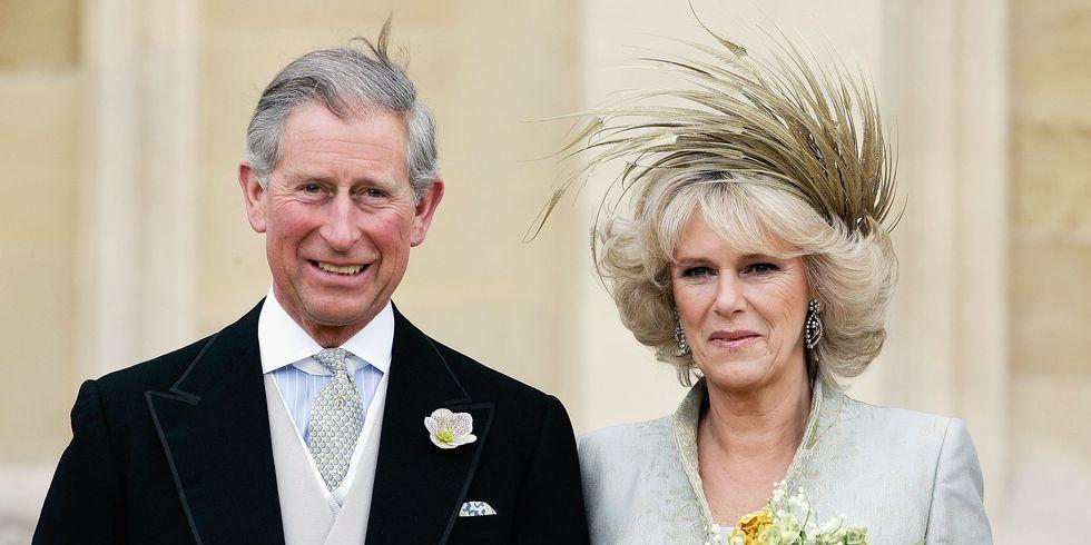 prince charles camilla parker bowles 2005 wedding