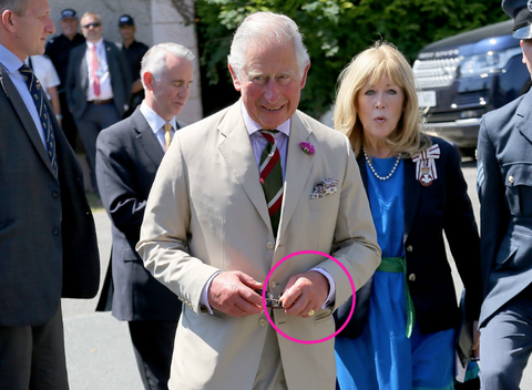 The Hidden Meaning Behind Prince Charles S Signet Ring