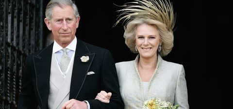 Prince Charles and Camilla's Wedding Involved A Lot More Drama Than Most Realize