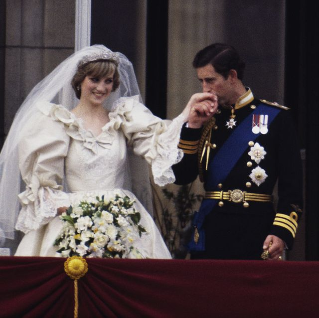 prince charles left diana a secret note the night before their wedding