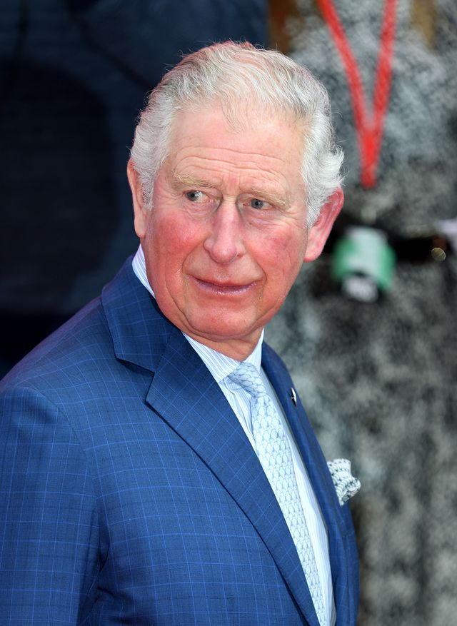 prince charles, home office, messy