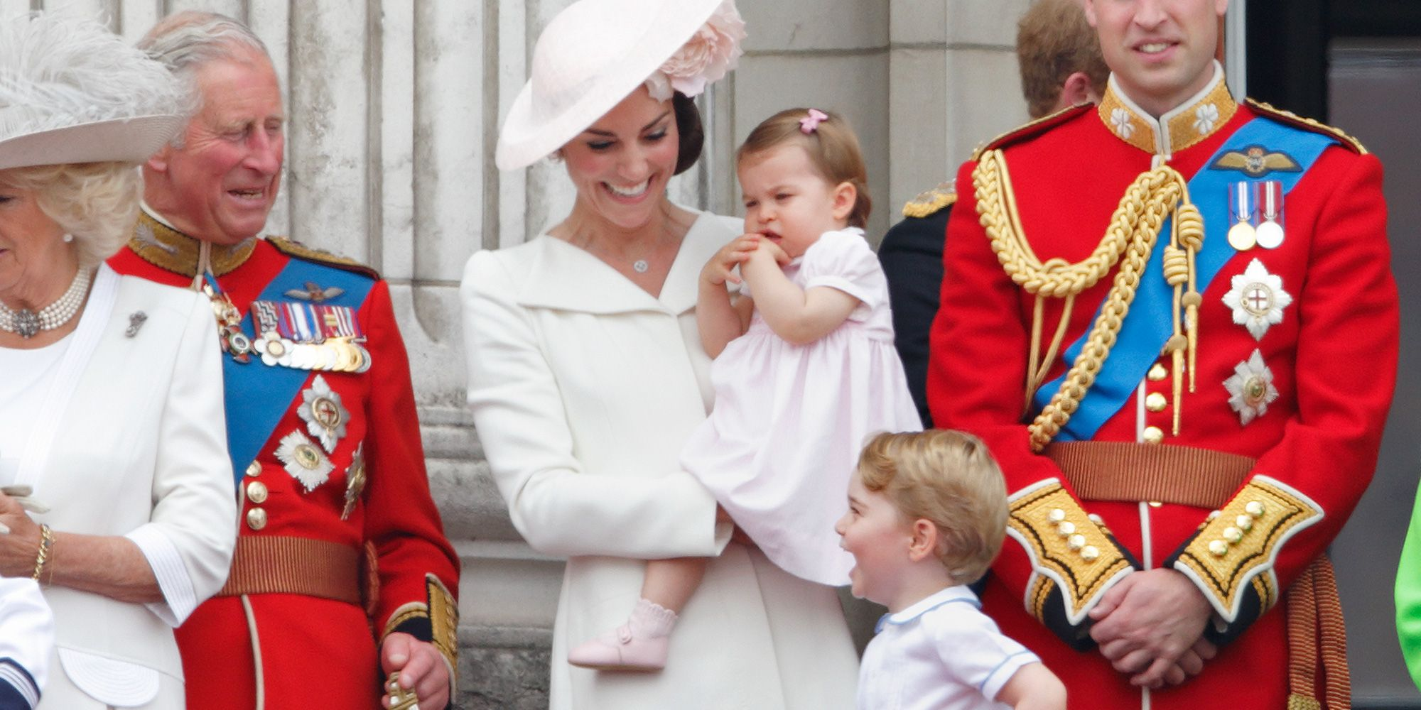 Prince George has the sweetest nickname for Prince Charles