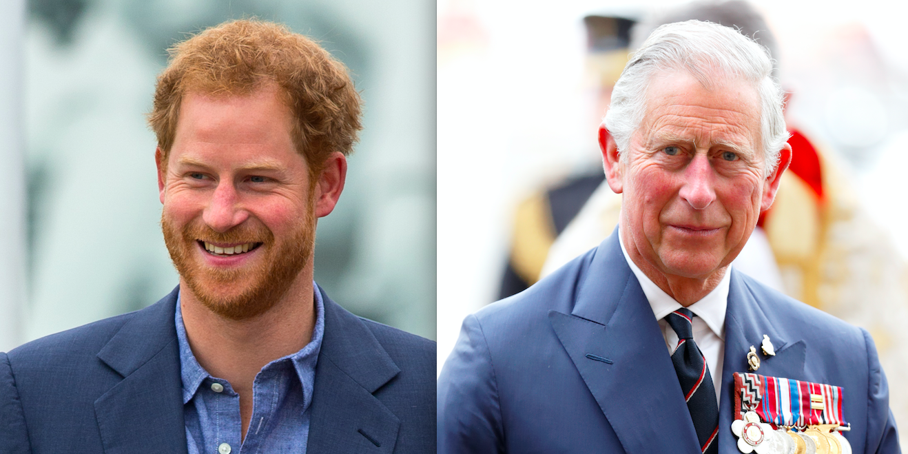 Prince Harry Looks Exactly Like a Young Prince Charles & Fans Are Going Wild