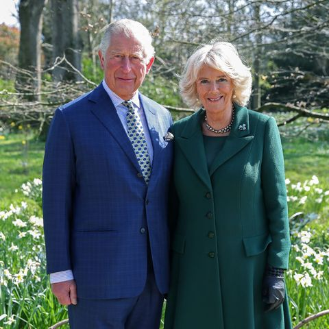 The Prince Of Wales And Duchess Of Cornwall Attend The Reopening Of Hillsborough Castle & Gardens