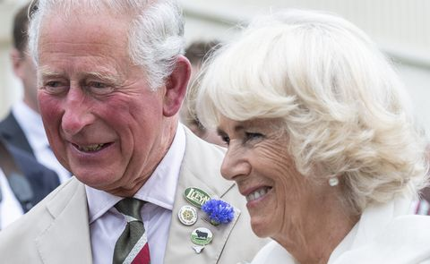 The Prince Of Wales And The Duchess Of Cornwall Attend The Royal Welsh Show
