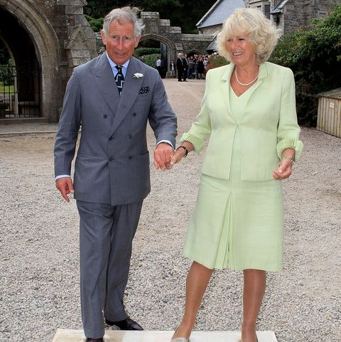 Prince Of Wales And Duchess Of Cornwall Visit Cornwall