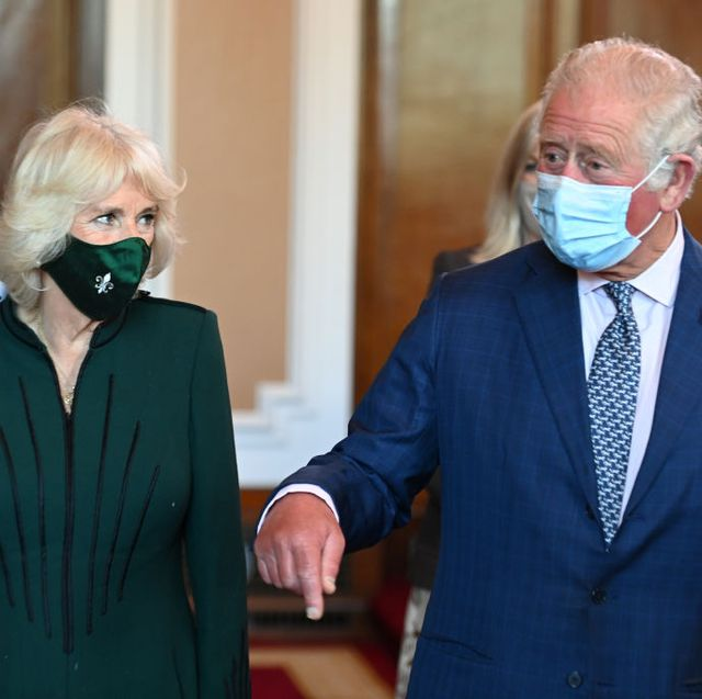 the prince of wales and duchess of cornwall visit northern ireland  day one