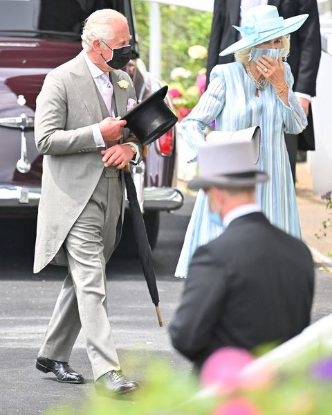 2021 royal ascot day one