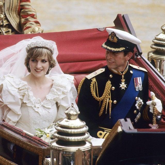 boda lady di principe carlos