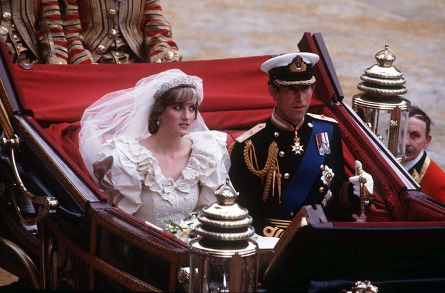 boda real carlos diana