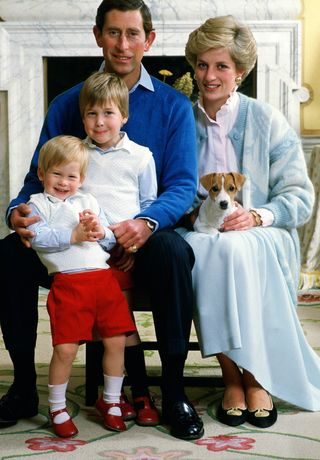 Prince Charles, Prince of Wales and Diana, Princess of Wales