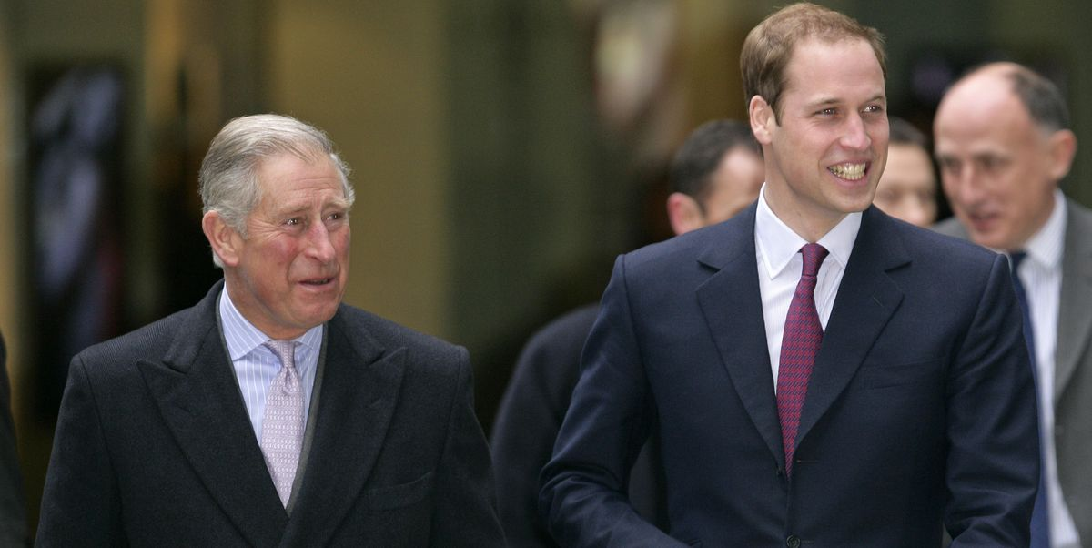 Watch Prince Charles Tear Up as Prince William Talks About His Royal Legacy