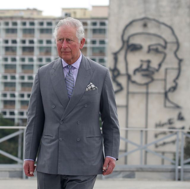 The Prince Of Wales And Duchess Of Cornwall Arrive In Cuba