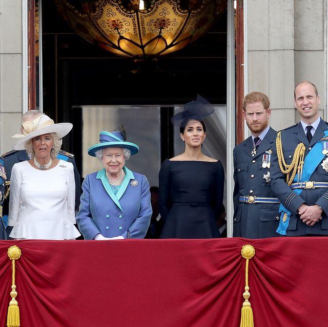 royal family duchess sussex birthday
