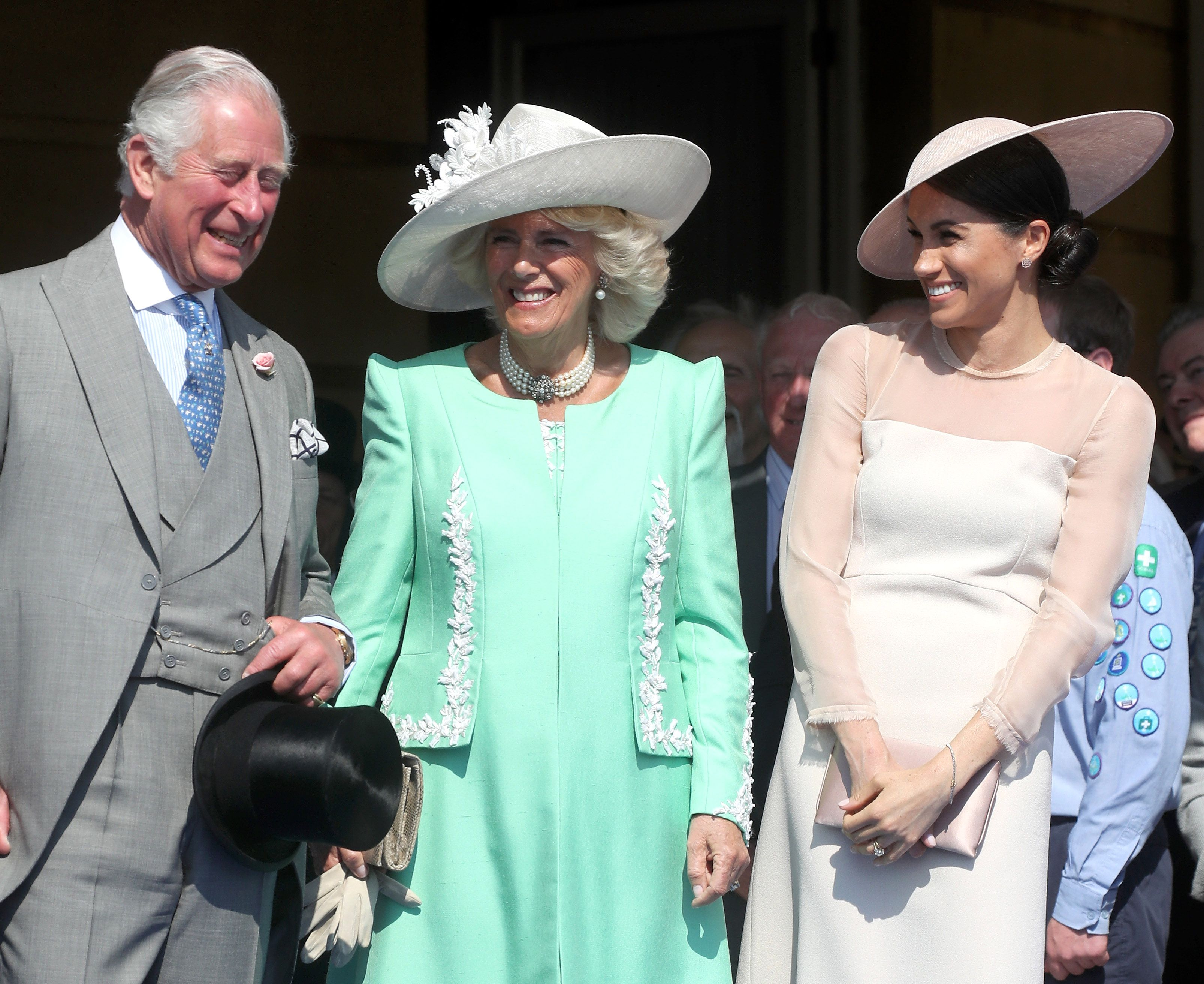 Prince Charles Reportedly Thinks Meghan Markle Is The Best Thing That Happened to Prince Harry advise