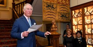 The Prince Of Wales Hosts Crop Trust Reception