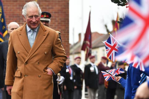 The Prince Of Wales Visits Warwickshire And The West Midlands