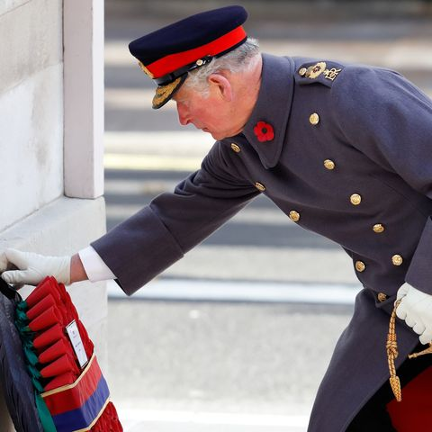 prince charles remembrance sunday