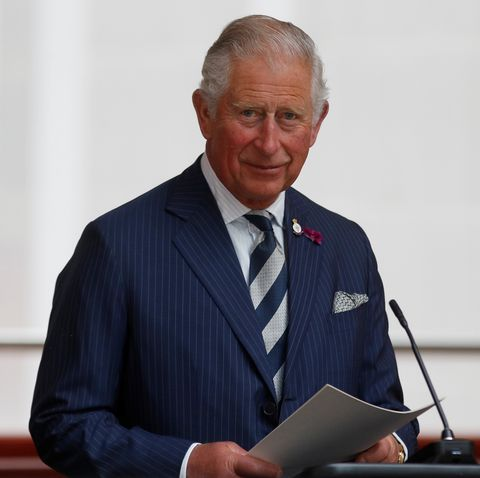 The Prince Of Wales Visits The Headquarters of GCHQ