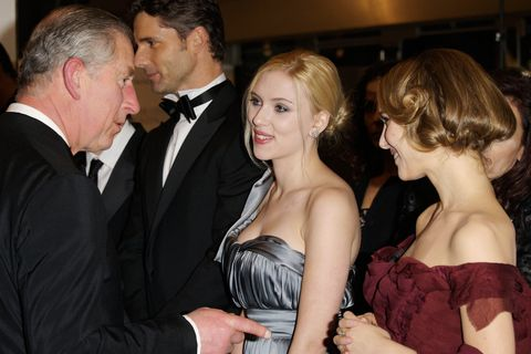 the prince of wales and duchess of cornwall attend the royal premiere of 'the other boleyn girl'