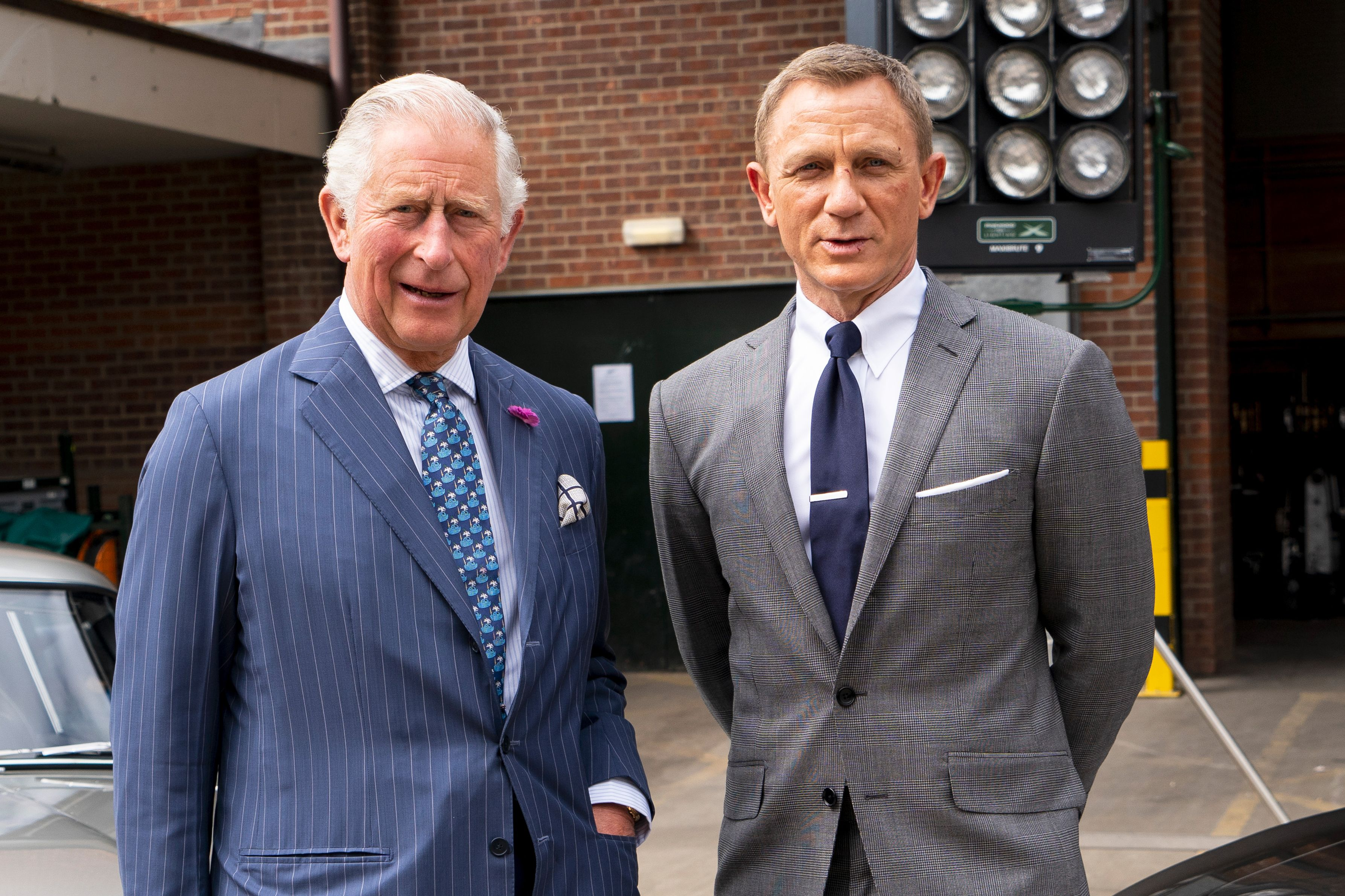 Prince Charles has reportedly been offered a role in the new James Bond film
