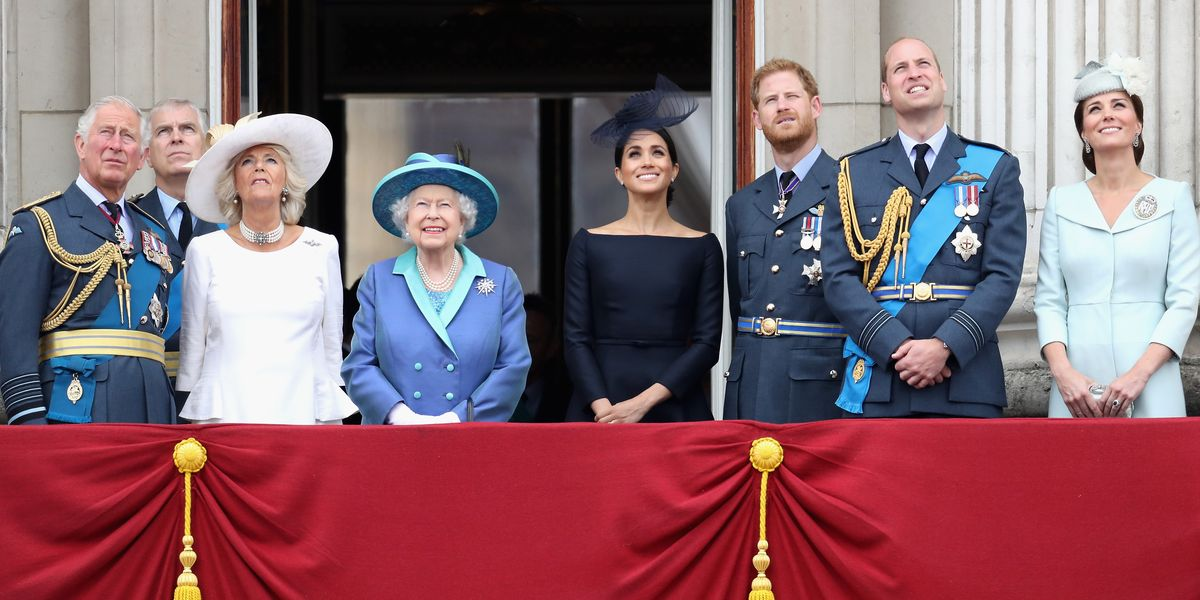 """The Windsors, A Satirical Royal Soap Opera, Is Reportedly """"Very Popular"""" at the Palace"""