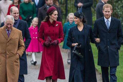 The Cambridges and the Sussexes confirm Royal Foundation split