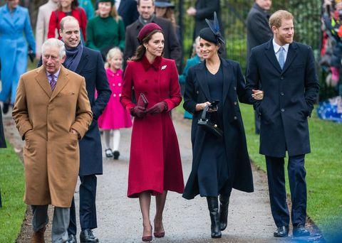 Royal Christmas.Kate Middleton Reveals How Prince George And Princess
