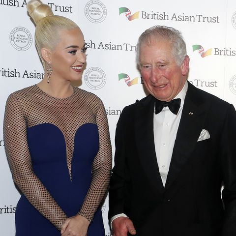 The Prince Of Wales And Duchess Of Cornwall Attend A Reception To Celebrate The British Asian Trust