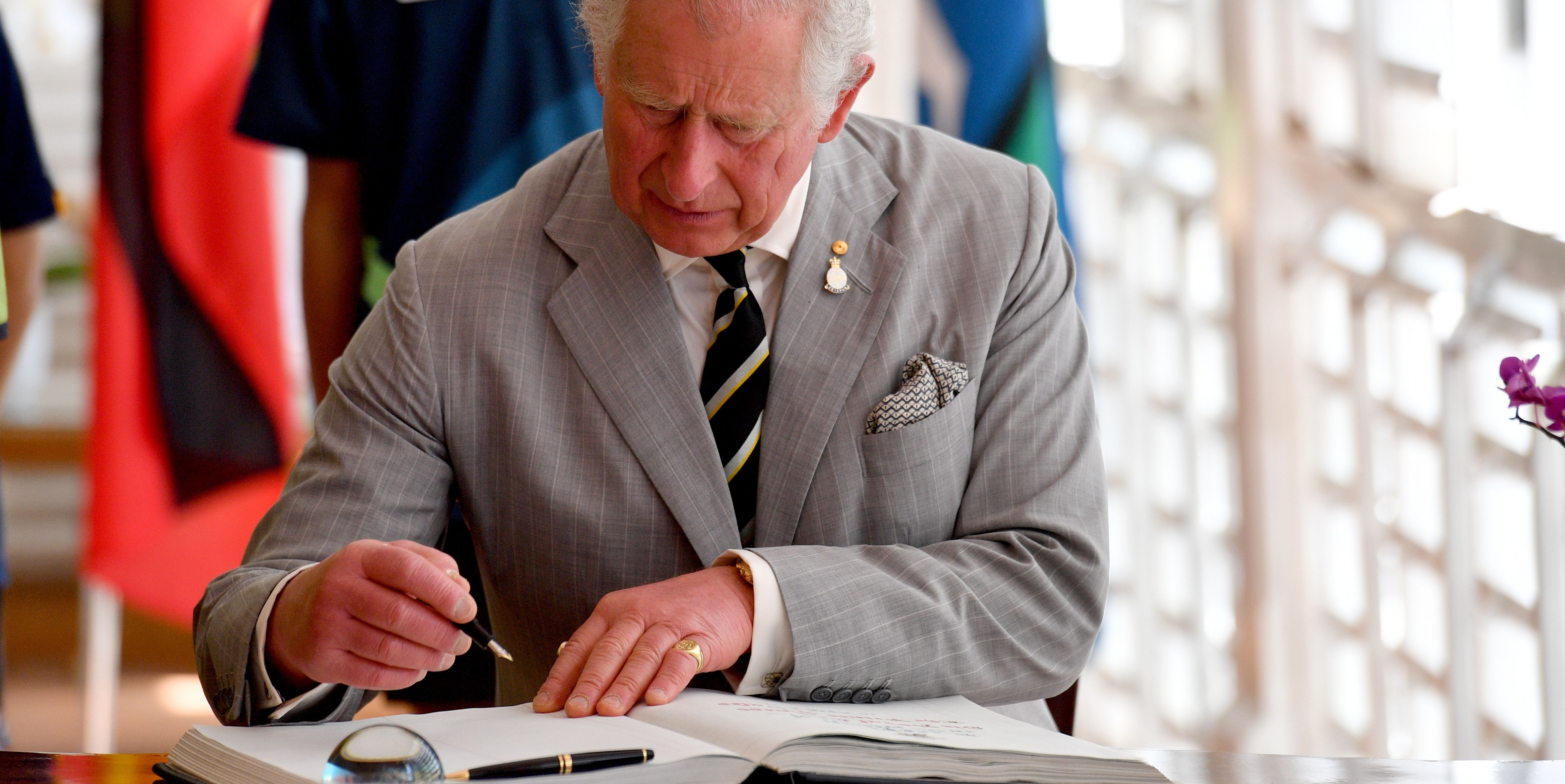 Prince Of Wales Visits The Northern Territory - Day 2