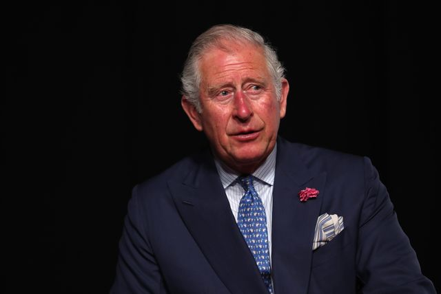 the prince of wales and the duchess of cornwall visit youtube space london