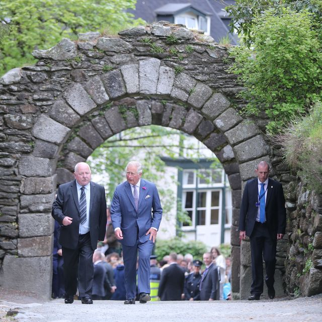 The Prince Of Wales And Duchess Of Cornwall Visit The Republic Of Ireland - Day 2