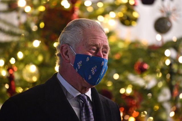 チャールズ皇太子 クリスマス