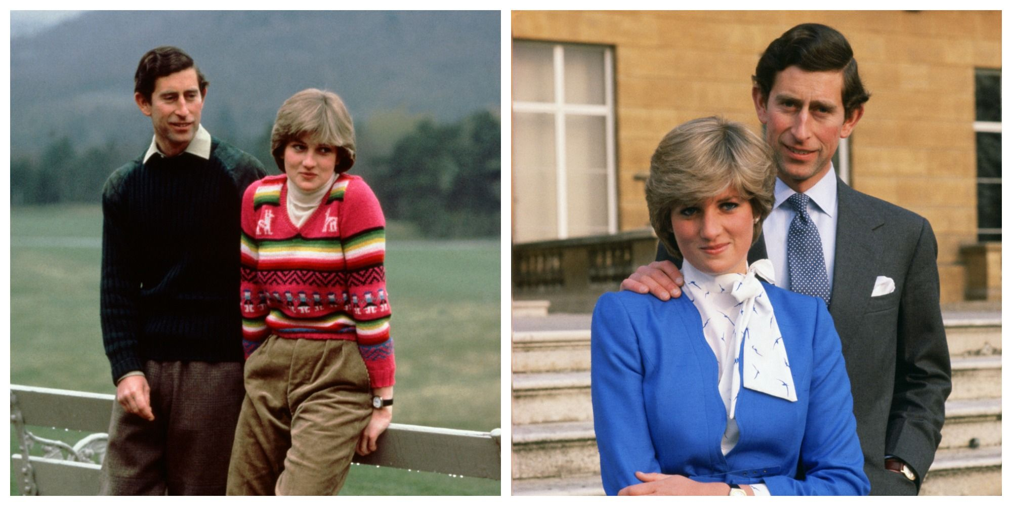 The Weird Thing You Never Noticed About All These Pictures Of Princess Diana And Prince Charles