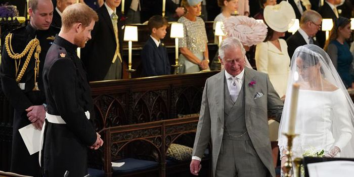 Prince Charles Speech At Prince Harry And Meghan Markle S
