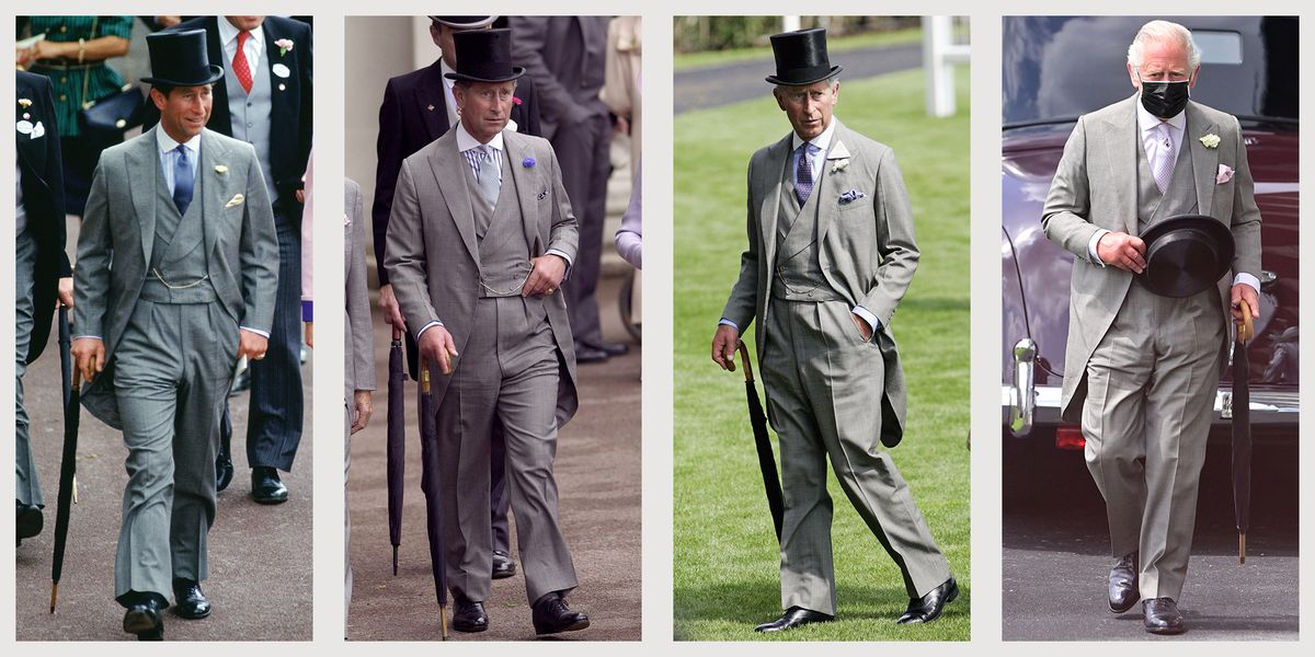 Prince Charles Re-Wore His Suit From Prince Harry and Meghan Markle's Wedding to Royal Ascot