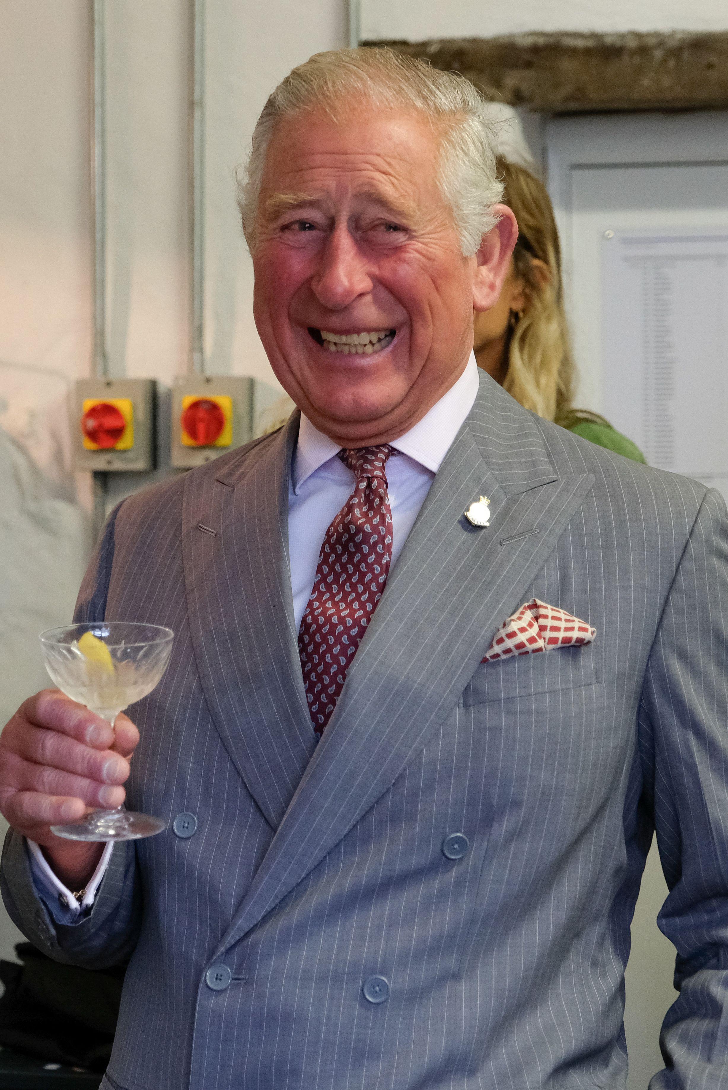 Prince Charles and ...