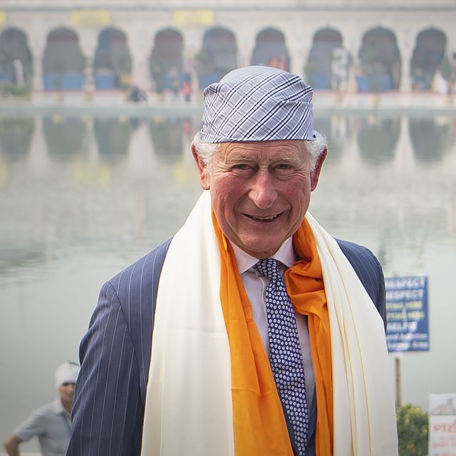 Royal visit to India - day one