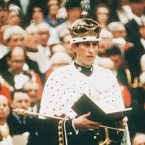 prince charles prince of wales investiture