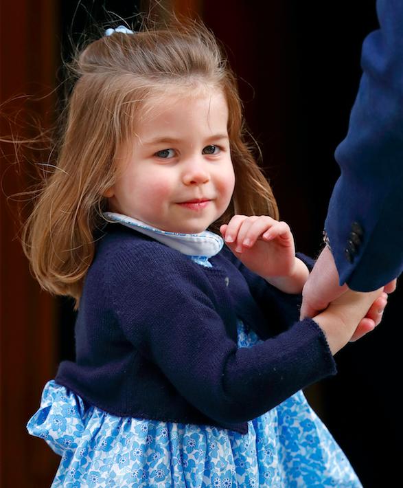Adorable Photos of Princess Charlotte on Her Third Birthday