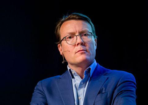 prince constantijn  of the netherlands opens robobusinesseurope in the hague