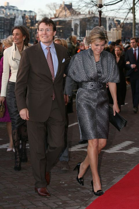 the 70th birthday of the queen beatrix in amsterdam, netherlands on february 01st, 2008