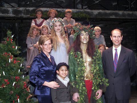 A Prince For Christmas Cast.30 Photos Of The Royal Family Celebrating Christmas