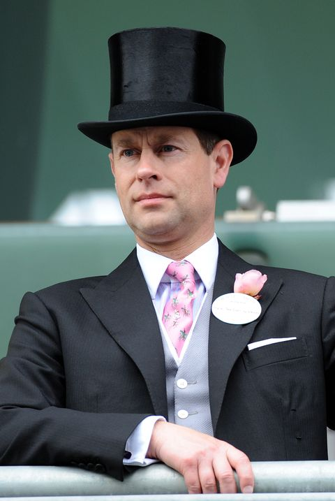 Prince Edward Photos Through The Years - 30+ Young Photos ...  Edward Earl Of Wessex Young