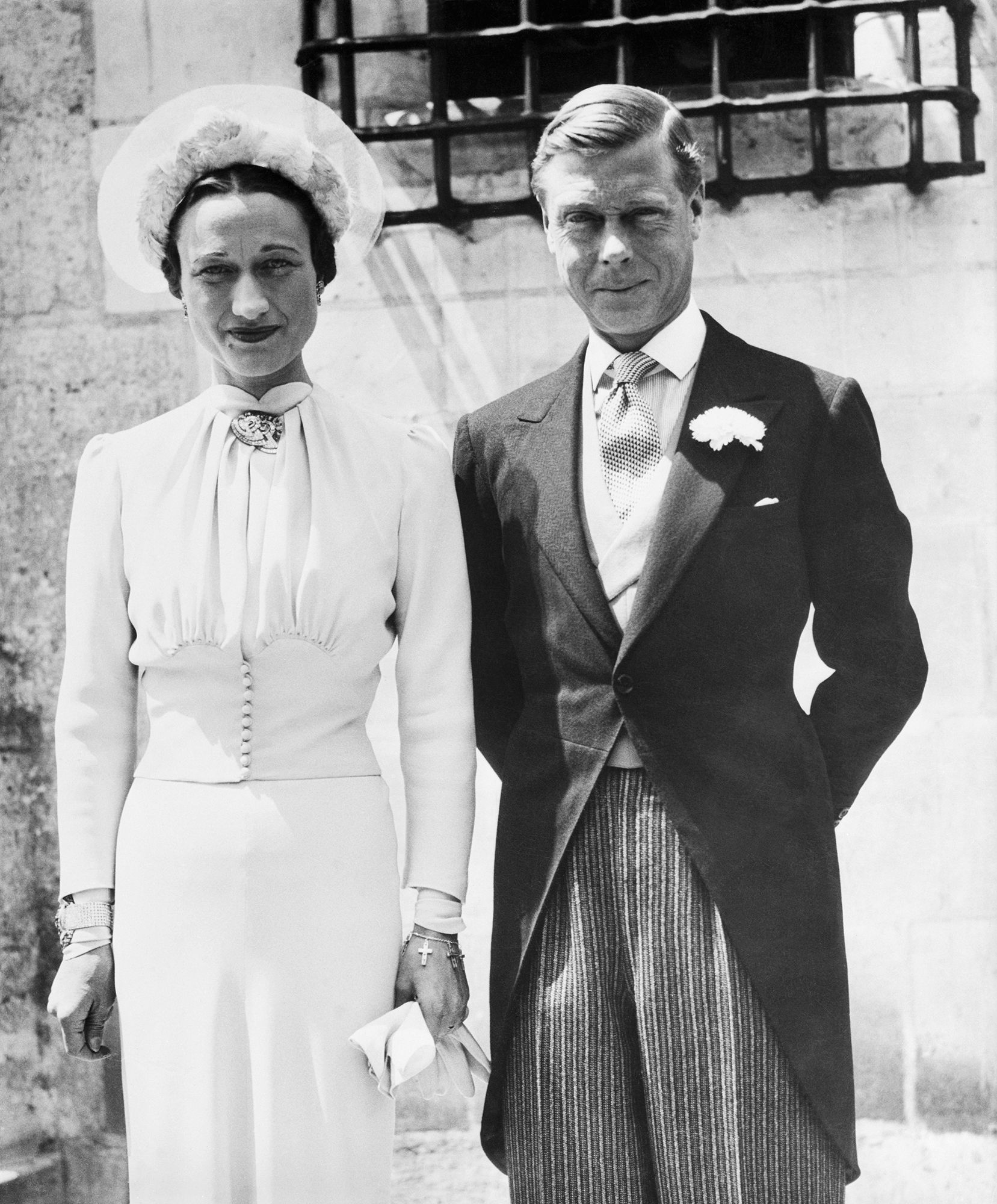 e8711fa78624 Inside Wallis Simpson S Wedding To The Duke Of Windsor